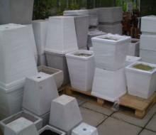 vasos de cimento 1