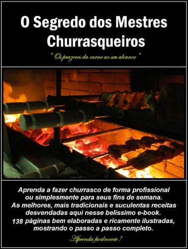 O Segredo dos Mestres Churrasqueiros – Download