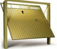 portão dourado