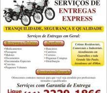 A sua Empresa de Motoboy em Guarulhos