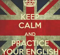 Practice Your English