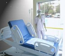 cama hospitalar extra luxo
