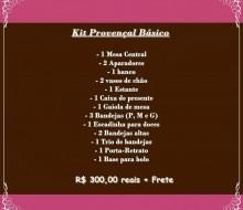 Kit Provençal Básico