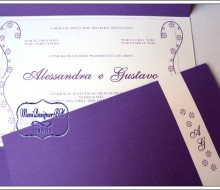Visite o blog MoniDesignerBH Convites