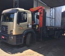 Munck 45 Ton Caminhão 2013 - Munck 2015