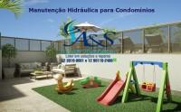Manutenção Hidráulica Condomínios sjc