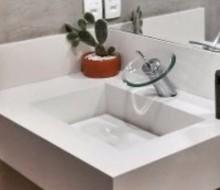 lavatorio em branco prime