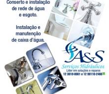 Manutenção Hidráulica Residencial São José dos Campos