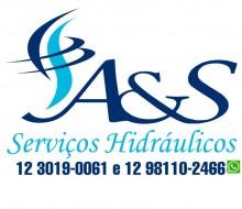 A&S Serviços Hidráulicos Reparos e Instalação Sjc