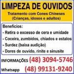 CONE CHINES - DÉ SCHMITZ - LIMPEZA DE OUVIDOS E VENDA DE CONE CHINES, CONE HINDU, VELA HOPI