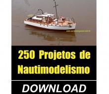 250 projetos de Nautimodelismo