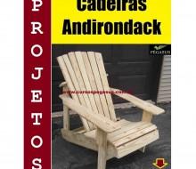 Cadeiras Andirondack