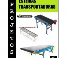 ESTEIRAS TRANSPORTADORAS