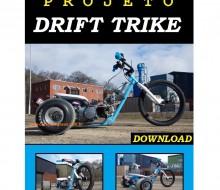 Projeto de Triciclo drift trike