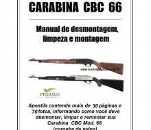 Carabina cbc 66