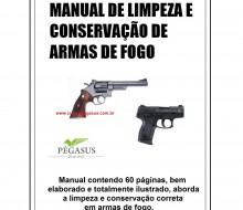Limpeza e conservação em armas