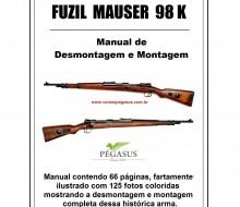 Manual do Fuzil Mauser 98K