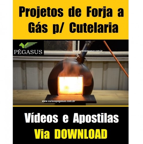 Projetos de Forja a gás - Copia