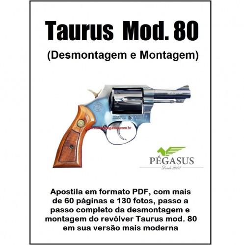 Revólver Taurus modelo 80