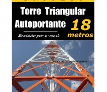 Torre Autoportante de 18 metros