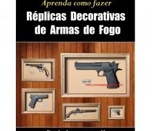 réplica de armas decorativas