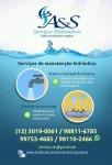 Serviços Hidráulicos e Limpeza de Caixa de Água São José dos Campos