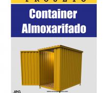 Projeto de Container para Almoxarifado - Via Download