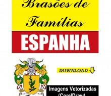 Brasões de Famílias Espanholas