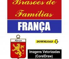 Brasões de Famílias Francesas