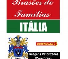 Brasões de Famílias Italianas