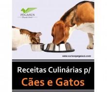Receitas de Culinária para Cães e Gatos